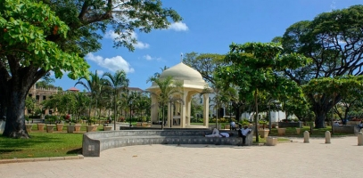 Fordhani Gardens in Stone Town